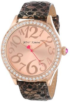 http://monetprintsgallery.com/betsey-johnson-womens-bj0013122-analog-metallic-snake-pattern-leather-strap-watch-p-9280.html