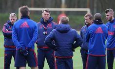 http://linkvao12bets.com Van Gaal : Tôi sẽ không rời Old Trafford bởi vì .....