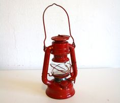 Oil lantern. Need a couple of these!