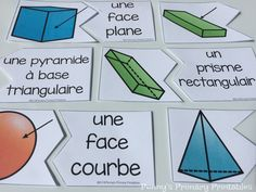 French Videos For Kids Plays Learn French Videos Greetings Code: 5593999846 Engage In Learning, Student Learning, Learning Activities, French Tenses, French Adjectives, French Worksheets, French Resources, 3d Shapes, Math Skills