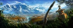 3840x1523 far cry 4 4k free image download