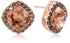 6th Borough Boutique Rose Morganite Earrings #valentinesday #cosmiclovegems #affiliate