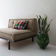 Lounge matrassen naturel S-M-L-XL - cm - Household Hardware - Bed Linen Design, Bed Design, Diner Table, Spare Bed, Rustic Ceramics, Handmade Table, Back Pieces, Fine Linens, Ceramic Planters