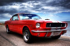 7. The Ford Mustang