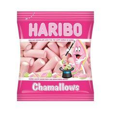 Chamallows Tubular Bolsita 90grs HARIBO