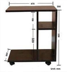 Прикроватный столик для ноутбука своими руками