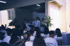"""Palestra """" O Amor incondicional"""" SESI -SP Formatura de alunos - Americana - SP - Prof. Joseph Fattal Junior."""