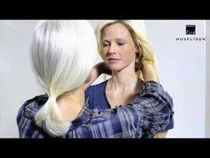 En bunadshistorie fra Norsk Flid Husfliden - YouTube