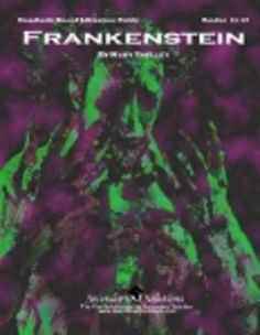 This Secondary Solutions Literature Guide for Mary Shelley's classic Frankenstein is aligned with the Common Core State Standards for English Language Arts in Literature and the NCTE/IRA National Standards for ELA. This 161-page guide is designed for grades 11-12, and can be easily used in the AP classroom as well. $24.95