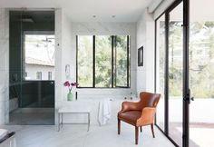 Contemporary Bathroom by Waldo's Designs and Rios Clementi Hale Studios in Los Angeles, California