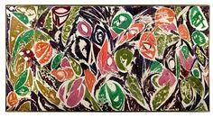 Jackson Pollock b. The Springs, New York Jackson + lee krasner's holiday card 1950 Paul Jackson Pollock. Lee Krasner, Helen Frankenthaler, Joan Mitchell, Jackson Pollock, Museum Of Modern Art, Art Plastique, Art Google, Abstract Expressionism, Art History