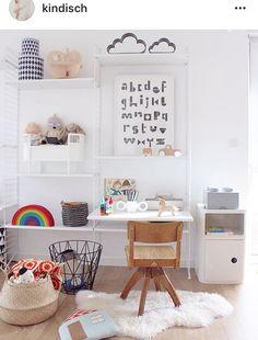 Kid Desk, Kidsroom, Kid Spaces, Desks, Bedroom Kids, Mesas, Nursery
