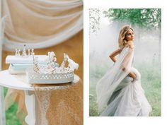 Cinderella #cinderella #fineart #fairytale #wedding #crown #princess