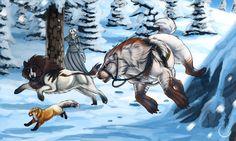 Hunt I by WolfsMoon1 on DeviantArt