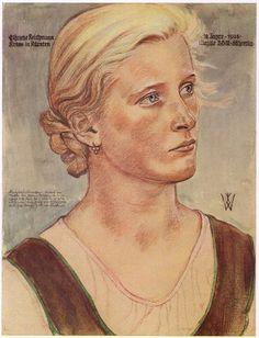 Wolfgang Willrich Kunst und Volksgesundheit Berlin 1934, Faksimile Bremen 2010