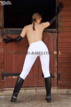 Reitoutfits Invisible Causes of Water Damage If you want to prevent water damage in your home or off Equestrian Chic, Equestrian Girls, Equestrian Outfits, Riding Breeches, Riding Boots, Lesbian Wedding Photography, Female Doctor, Girls Rules, Sexy Boots