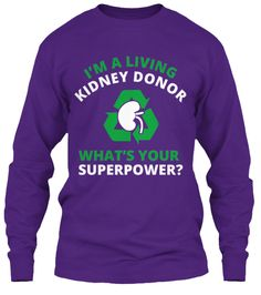 Support Kidney Donor Awareness