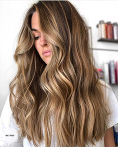 Three reasons why stylists love LumiShine:⠀ ⠀ It's easy to use: Three simple steps to brilliant color—consultation, formulation,… Brown To Blonde Balayage, Balayage Hair, Wedding Hair Colors, Hair Painting, Brunette Hair, Layered Hair, Hair Lengths, Hair Trends, Hair Inspiration