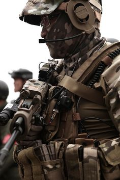 #Tactical #Soldier