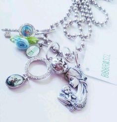 my *one of a kind necklace* from BBBrasil - LOVE IT!