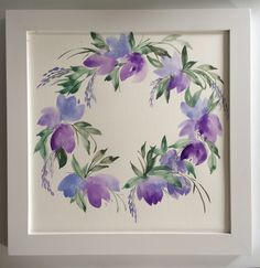 Bethany Spring Wreath by RoselandArtCo on Etsy