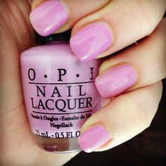Awesome Nail Polish: OPI Lucky Lucky Lavender