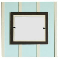 Check out this item at One Kings Lane! Plywood Frame, 8x10, Sea Mist