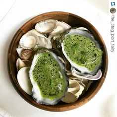 #Repost @the_stag_port_fairy Oysters with sea parsley and @thelimecaviarcompany emerald finger lime #greatoceanroad #portfairy #thestagportfairy #thestag #thestagrestaurant #dego #dinner #oysters #allfresh #limecaviar #fingerlime #fingerlimes #fingerlimecaviar #thelimecaviarcompany #citruscaviar #citroncaviar #restaurantaustralia by thelimecaviarcompany http://ift.tt/1UokfWI