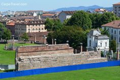 Things to do in Turin see roman ruins