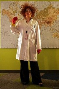 5 quick science themed Halloween costumes
