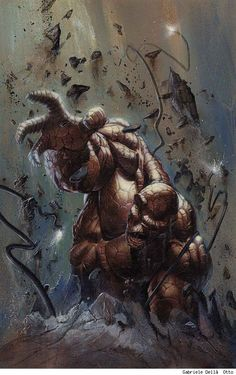 The Thing by Gabriele DellOtto