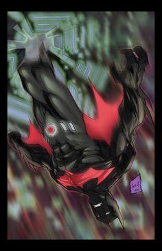 Batman Beyond by Javier Avila