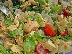 Mozzarella - Nudel Salat, ein schmackhaftes Rezept aus der Kategorie Gemüse. Bewertungen: 38. Durchschnitt: Ø 4,4.