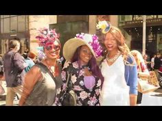 The Easter Parade April 2017