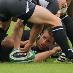 Luke Fitzgerald- Irish Rugby Player