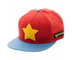 - Features Steven's Star Logo - One Size Fits Most - Snapback Style - Officially Licensed