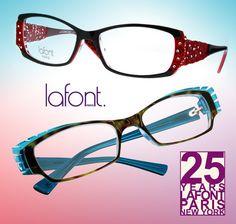 3da6145691 Lafont Celebrates Latest Milestone   New Specs Wearing Glasses