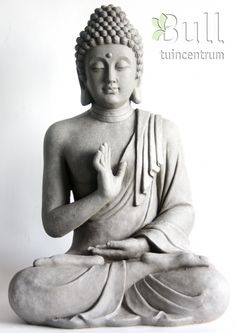 One technique that can offer this is called Zen meditation. Zen meditation is Buddha Wall Art, Buddha Decor, Buddha Painting, Gautama Buddha, Buddha Buddhism, Meditating Buddha Statue, Buddha Statue Home, Budha Statue, Buddha Kunst