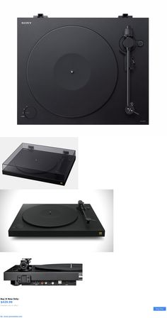 Home Audio: Sony Ps-Hx500 Digital Usb Turntable With High-Resolution Recording Usa Nib BUY IT NOW ONLY: $429.99 #priceabateHomeAudio OR #priceabate