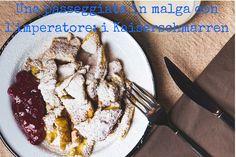 Un dolce dal nome impronunciabile, ma straordinariamente buono, il Kaiserschmarren,