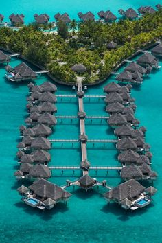 I really NEED to win the lottery!!! I promise I would send my private plane for you to come visit!!!!   The St Regis Resort Bora Bora, French Polynesia