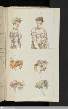 Journal des Luxus und der Moden › Neunzehnter Band. Jahrgang 1804. › Journal des Luxus und der Moden. › November 1804. › Abschnitt