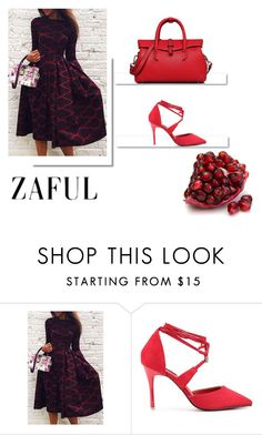 """""""http://www.zaful.com/?lkid=5197- 2"""" by christine-792 ❤ liked on Polyvore featuring White Label, women's clothing, women's fashion, women, female, woman, misses and juniors"""