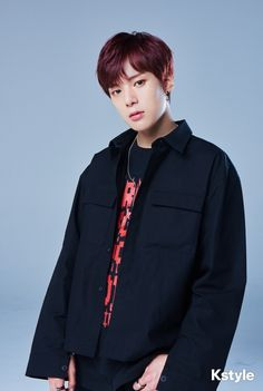 Monsta X Minhyuk for Kstyle