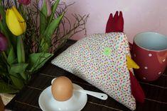 Kostenlose Anleitung für ein Eierwärmer Hühnchen. Mehr auf meinem Blog