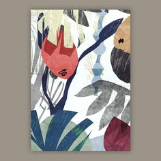 © Kristin Berg Johnsen Kids Rugs, Illustration, Instagram Posts, Decor, Art, Art Background, Decoration, Kid Friendly Rugs, Kunst