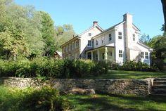 Barto Homestead - farmhouse - Exterior - Philadelphia - Maurice Weintraub Architect