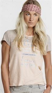 Plus Fine - Zamzam Maxi T-shirt - Abricot