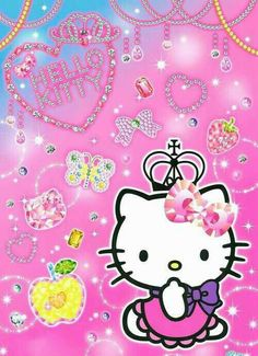 81 Best Hello Kitty Images Wallpapers Iphone Backgrounds