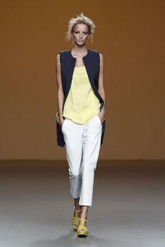 Sara Coleman #MercedesBenzMadridFashionWeek #Springsummer2014 #fashion